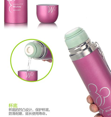 Tgb Botol Minum Alumunium Karakter 500 Ml tokoasiaku jual tumbler botol minum termos mickey mouse