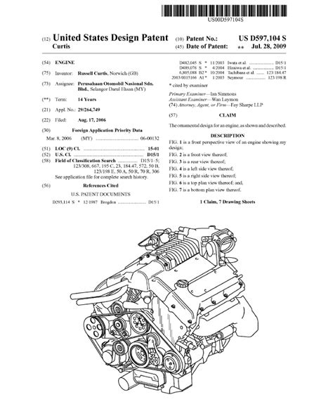 patent specification template patent exles uk images