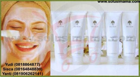 Masker Clay Pack solusi clay pack