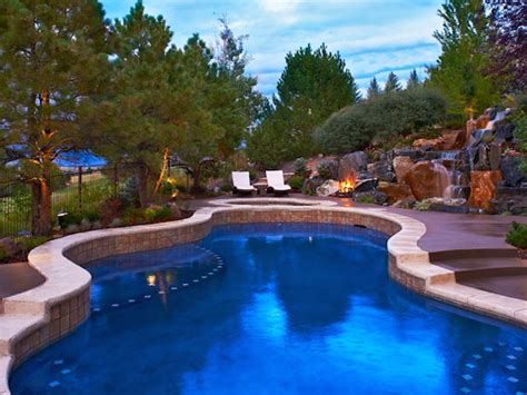 15 Rejuvenating Backyard Pool Ideas Evercoolhomes Best Backyard Pool Designs