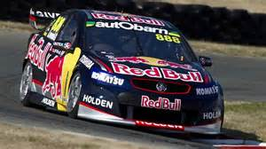 craig lowndes new car craig lowndes heads a bull one two in v8 practice at