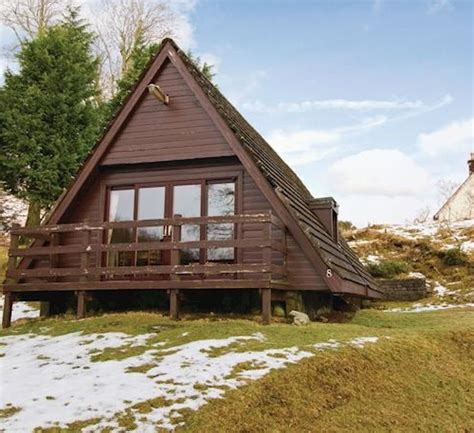 Holidays In Scotland Log Cabins by Glengarry Lodges Spean Bridge