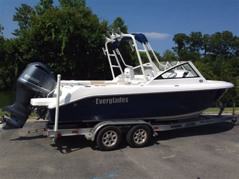 everglades boats hull warranty 2014 everglades 230 dc for sale the hull truth boating