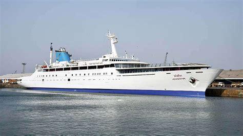 boat service from mumbai to goa mumbai goa cruise ferry to halt at coastal towns of