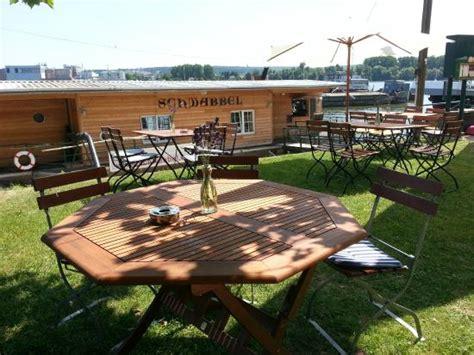 wohnungen walluf strand cafe bar quot die schwabbel quot walluf restaurant
