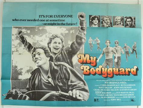 film ftv jodohku my bodyguard my bodyguard original cinema movie poster from