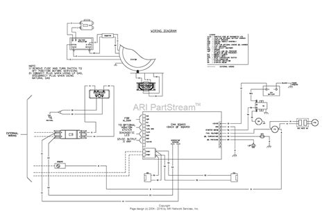 home backup generator wiring diagram inverter wiring