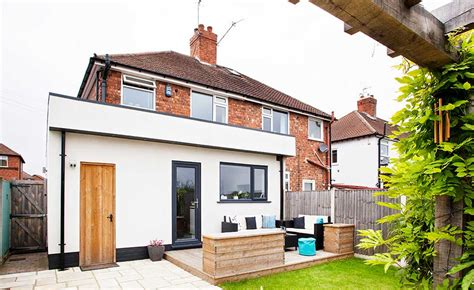 1930s semi detached house renovation 1930s semi extension for just 163 40k homebuilding renovating