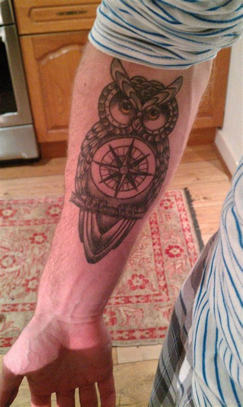 compass tattoo back of arm compass tattoos tattoo designs tattoo pictures page 13