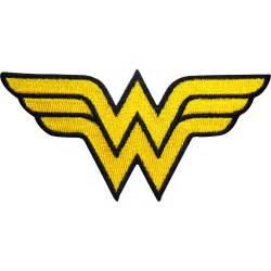 woman logo patch