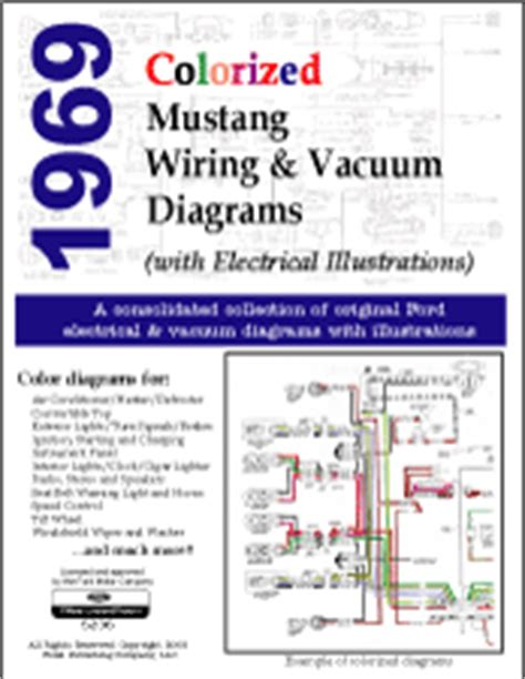 1969 mustang shop manual