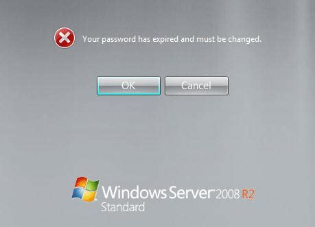 windows reset expired password how to turn off password expiration easily