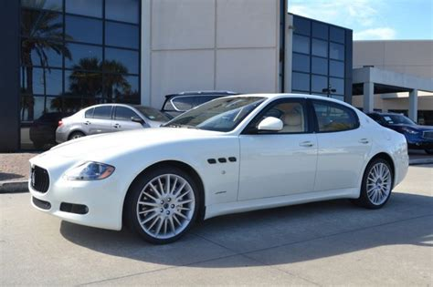 White Maserati Quattroporte The Gallery For Gt Maserati White Quattroporte