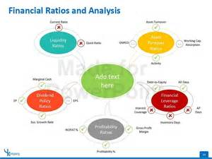 Financial Ratios Template by Financial Statement Editable Powerpoint Template