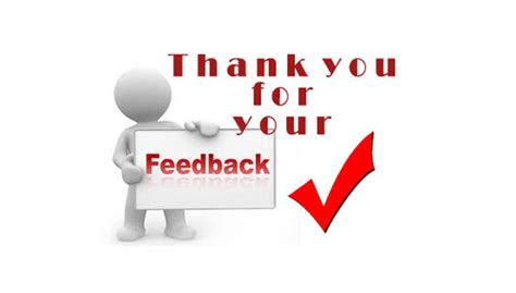 thanks for the feedback i comments and feedback jch computers