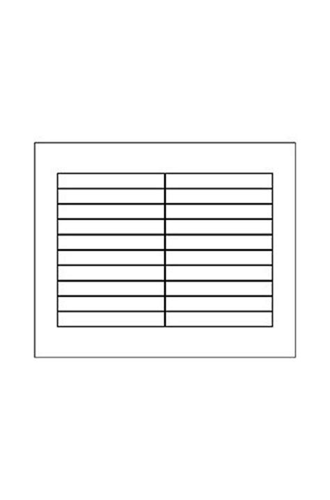avery file label template avery 174 hanging folder insert 11137 word template