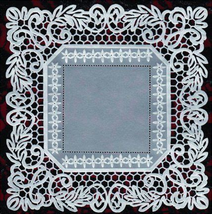 Lace Craft Paper - julie roces http www julierocesabanico
