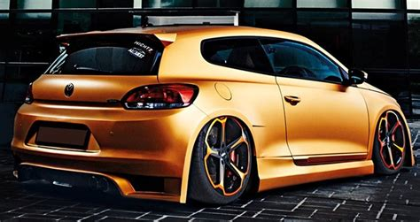 volkswagen production system image gallery modified scirocco
