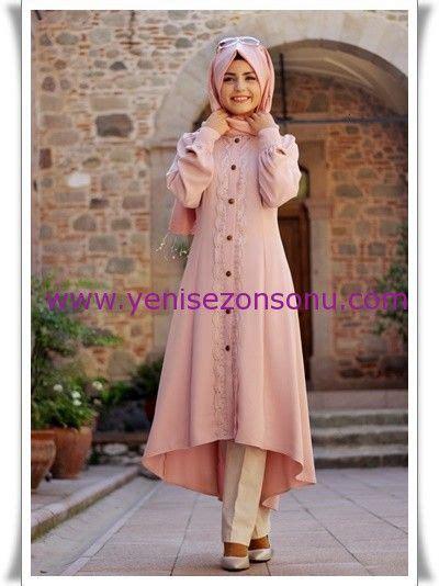 Vinta Tunik By Cf Fashion yeni sezon pınar şems 2014 bayramlık tunik modelleri