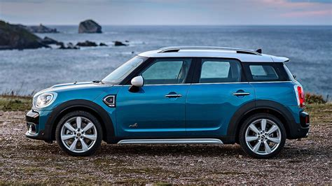 Mini Countryman by New 2017 Mini Countryman Revealed Everything You Need To
