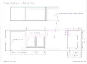 Kitchen Cabinets Plans by Diy Plans For Kitchen Cabinet Base Plans Free