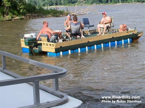 fast homemade boat home made pontoon boats ar15