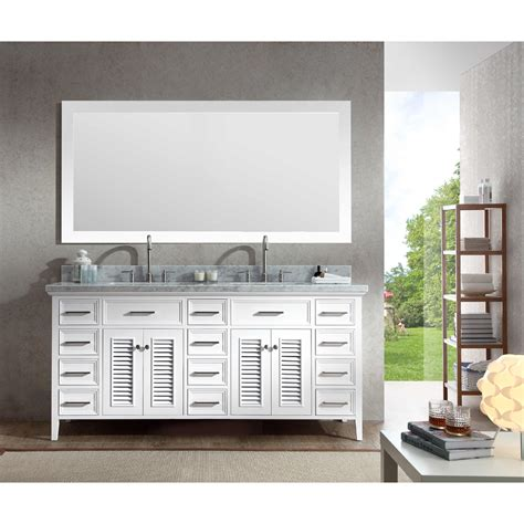 73 Inch Bathroom Countertop by Ariel Kensington 73 Quot Sink Vanity Set With