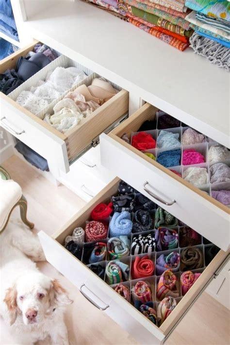 rangement chaussettes tiroir 17 id 233 es 224 copier pour organiser et ranger vos tiroirs