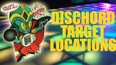 dischord zombies in spaceland dischord battery target locations zombies in spaceland