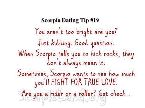 dating a scorpio woman tips characteristics of a scorpio