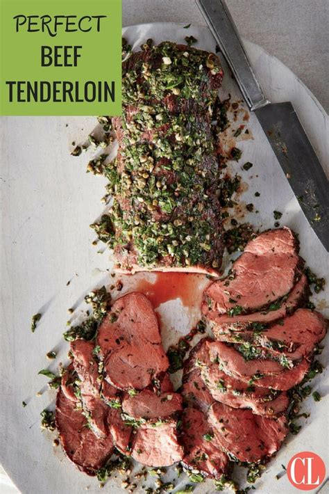 perfect roast beef tenderloin perfect beef tenderloin recept