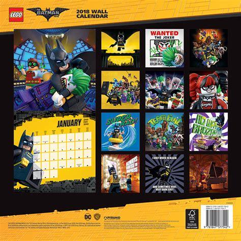Calendar Batman Lego Batman Calendars 2018 On Abposters