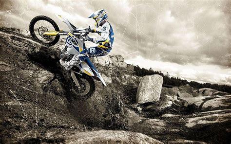 Cross Motorrad Laden by 2014 Husqvarna Enduro Fe350 Hintergrundbild Hintergrundbilder