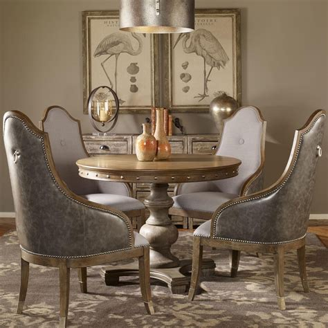 nimes french country  wood dining table dining