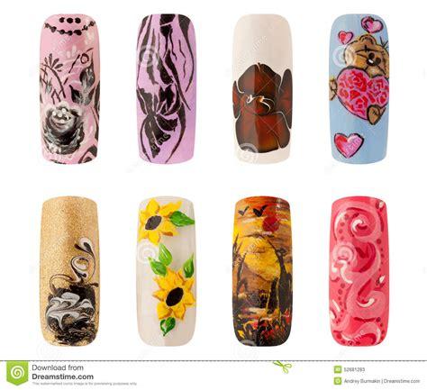 Handmade Nail Design - nail handmade