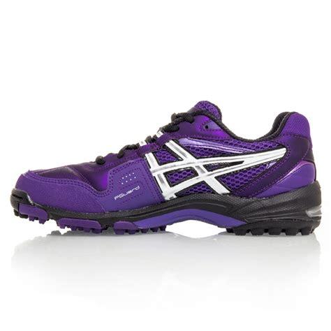 hockey shoes asics gel hockey neo 2 womens hockey shoes purple