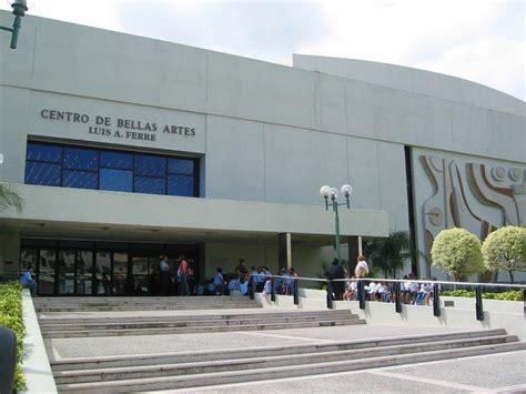 Centro De Bellas Artes Santurce | centro de bellas artes puerto rico