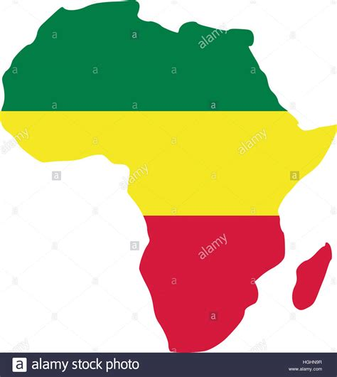 africa map jamaica africa with reggae flag stock photo royalty free image