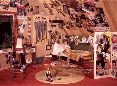 the beatles bedroom 60s teen bedroom been there had that pinterest