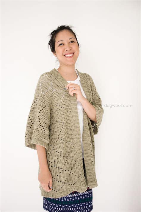 crochet pattern kimono sweater summer diamonds kimono cardigan free crochet kimonos