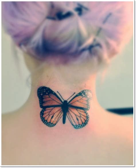 30 unique butterfly tattoo design ideas