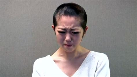 japan pop idols head shave apology stirs debate naharnet japan pop idol shaves head after sex scandal inquirer