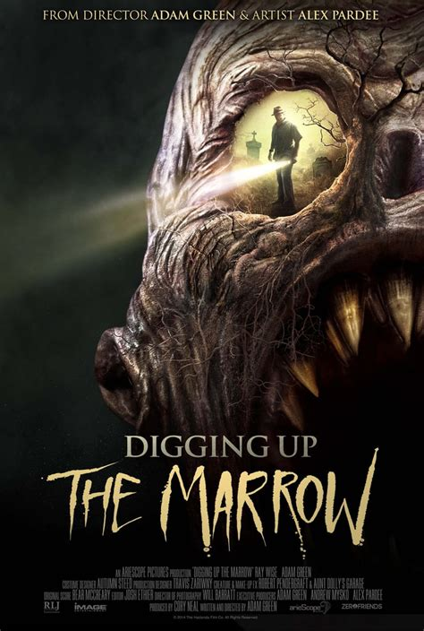 film up streaming digging up the marrow film complet en streaming vf
