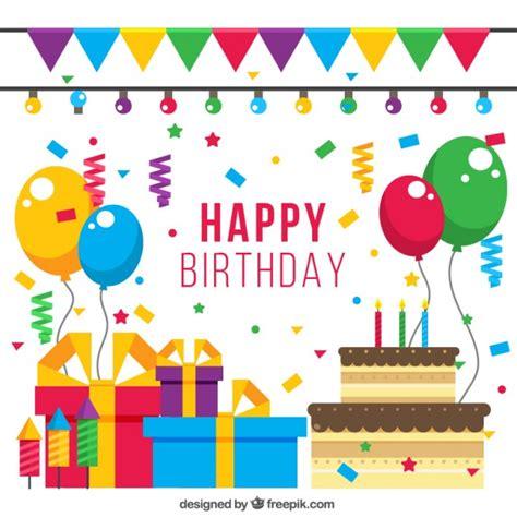 imagenes de happy birthday vector happy birthday vectors photos and psd files free download