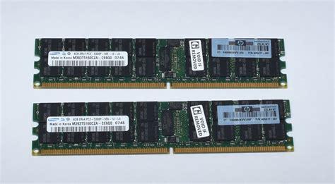 Memory Server Hp pc2 5300 8gb