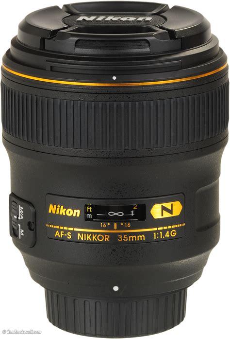 nikon 35mm f 1 4 g af s