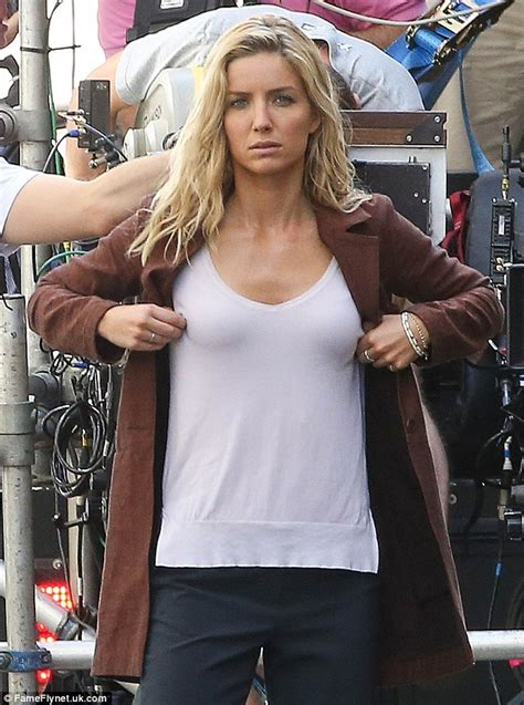 annabelle doll t shirt annabelle wallis in fitted white t shirt with tom cruise
