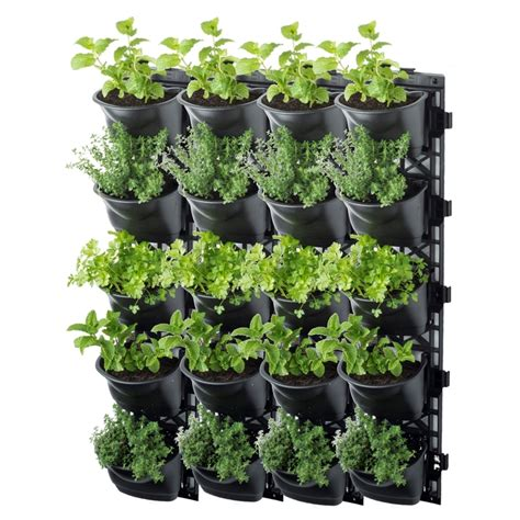 vertical herb garden bunnings fasci garden