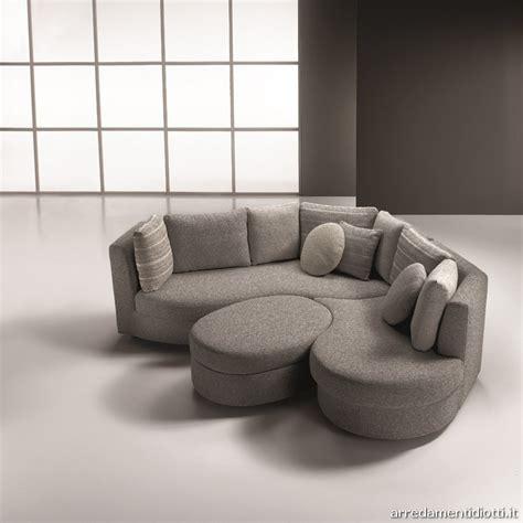 diotti divani divano angolare curvo componibile diotti a f