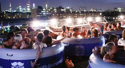 Bathtub Cinema by Tub Cinema New York